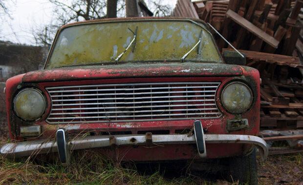 Old car clearance